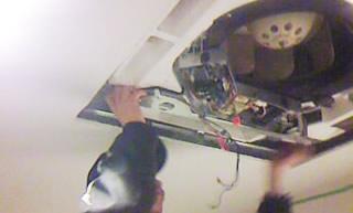 天井埋込タイプ