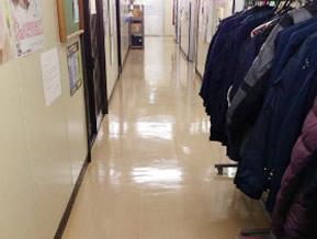 ワックス清掃(3層)